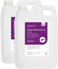 Delete Graffiti Cleaning Products